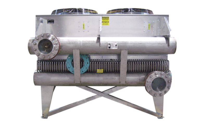 Gas To Air Cooler : Custom compressed gas coolers and condensers colmac coil